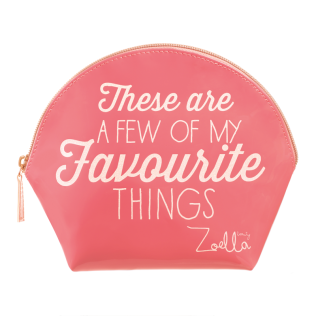 Zoella Makeup Bag